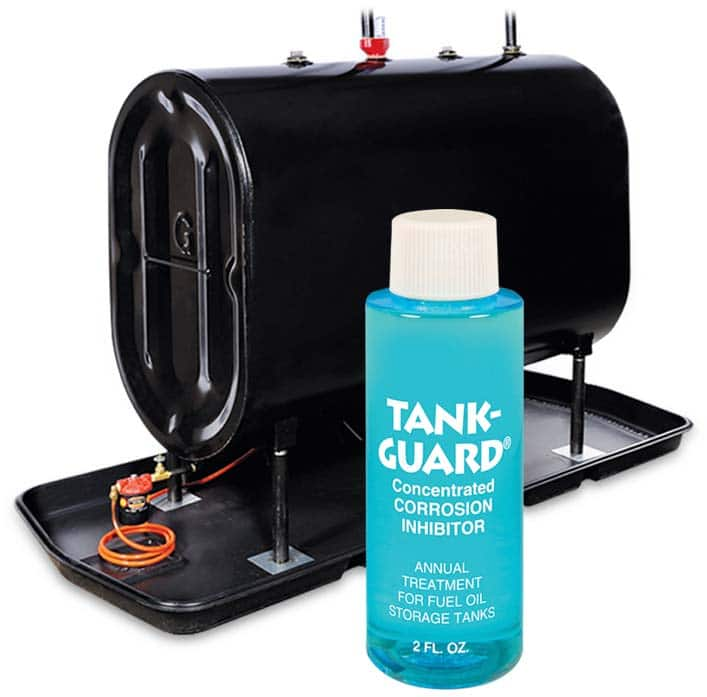 Tank-Guard Protection Oil Leaks RI